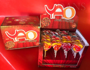 Yao Lollipop (20 gm)